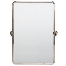 Linfield Pivoting Rounded Rectangle Mirror - Large