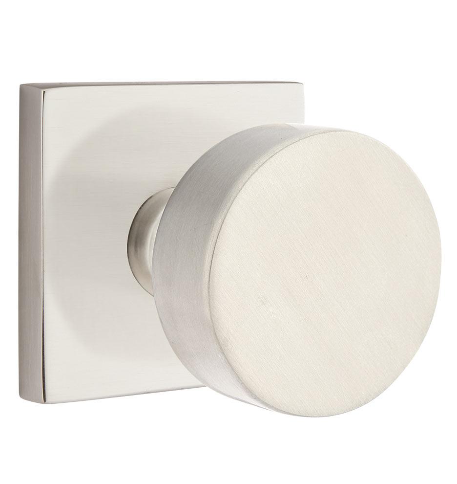 C0425 c0426 square round satin nickel c