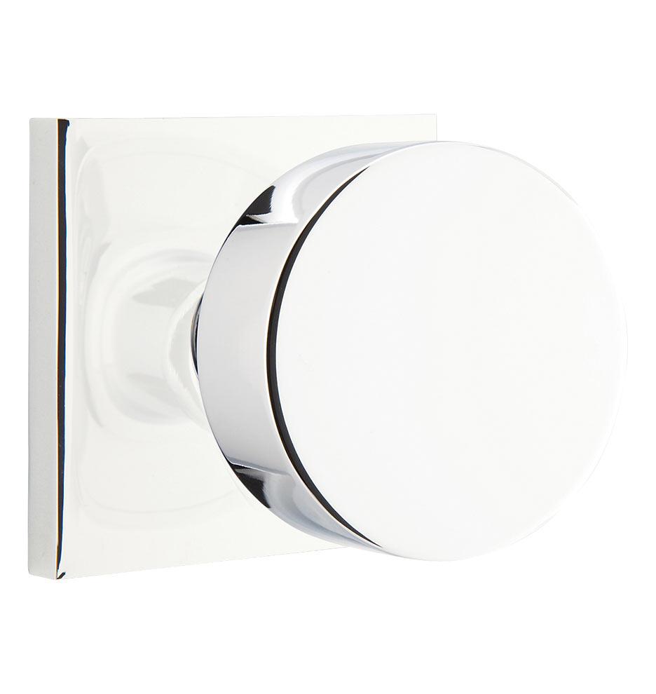 C0425 c0437 square round polished chrome c