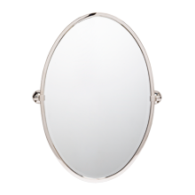 Canfield Small Oval Pivot Mirror