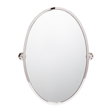 Canfield Oval Pivot Mirror