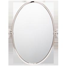 Bingham Oval Pivot Mirror