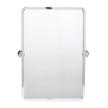 Canfield Pivoting Rounded Rectangle Mirror