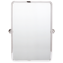 Canfield Pivoting Rounded Rectangle Mirror - Large