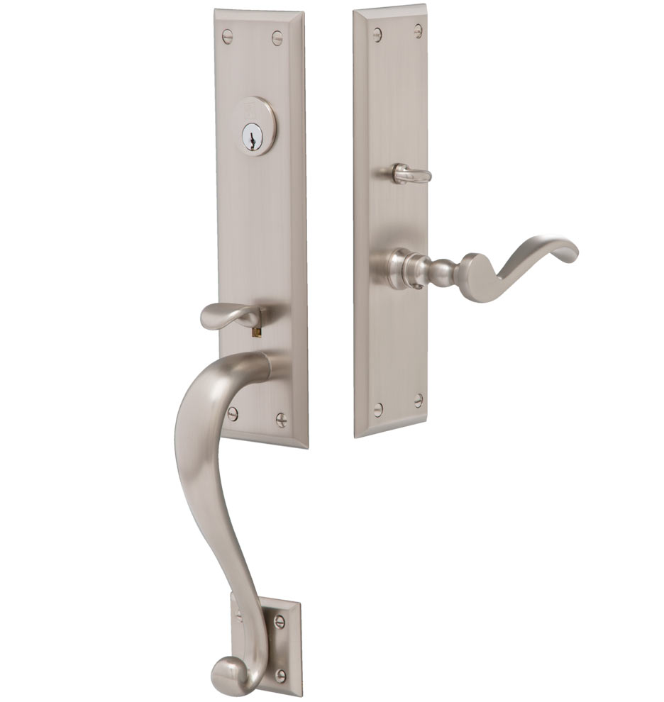 Dobbins Exterior Mortise Lock Door Set Rejuvenation
