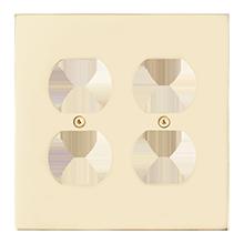 Fenton Double Duplex Coverplate