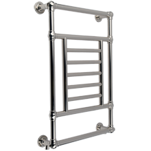 Traditional Wall-Mounted Towel Warmer