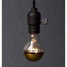 A19 Half Gold 60W Bulb