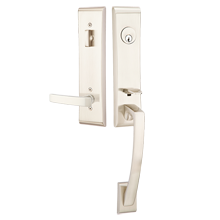 Artemis Mortise Lockset with Geneva Lever