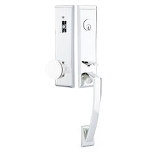 Artemis Mortise Lockset with Round Knob