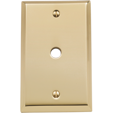 Lewis Cable Switchplate