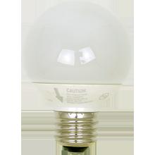 9W Globe Enclosed CF Bulb