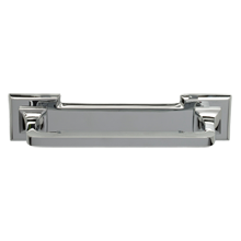 Mission Drawer Pull With Backplate
