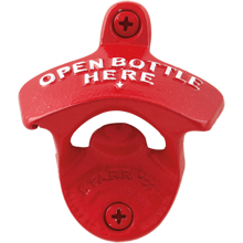 Red Bottle Opener