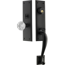 Barnes Exterior Mortise Door Set
