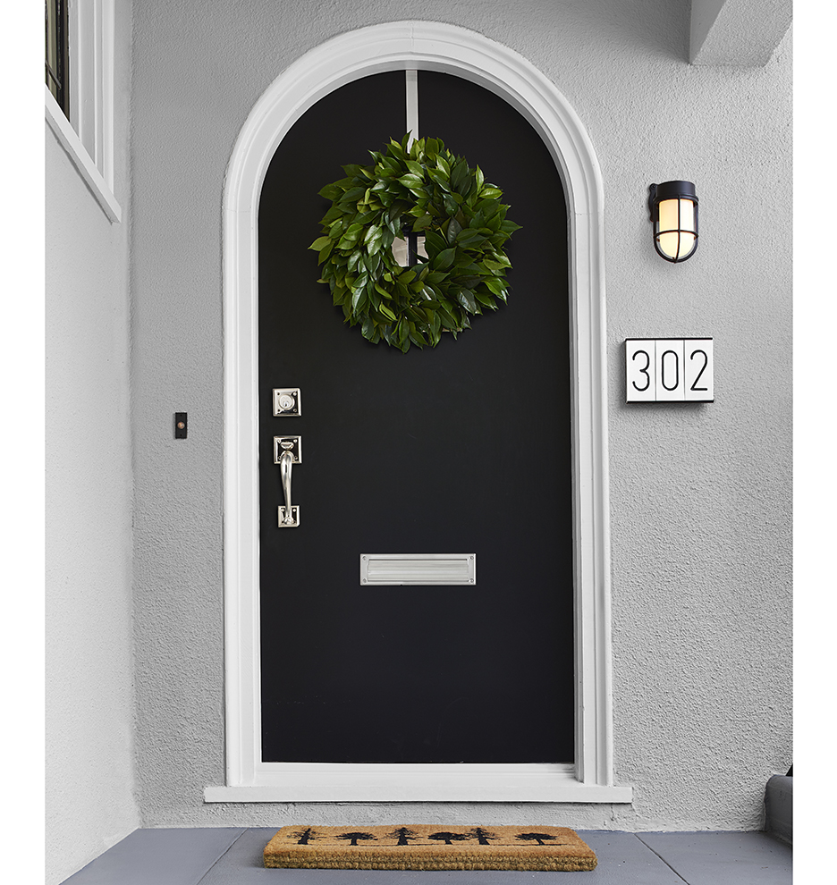 Modern Ceramic House Numbers | Rejuvenation