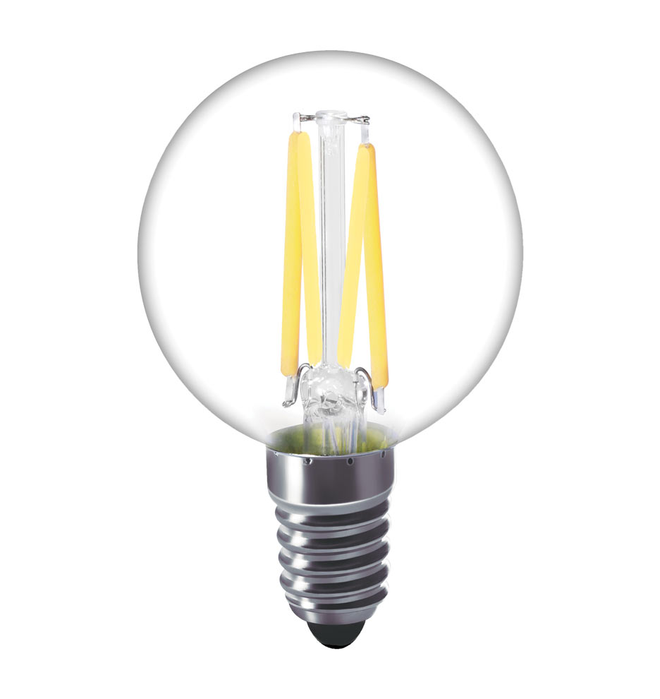 Filament Led G16 5 4w Candelabra Bulb Rejuvenation