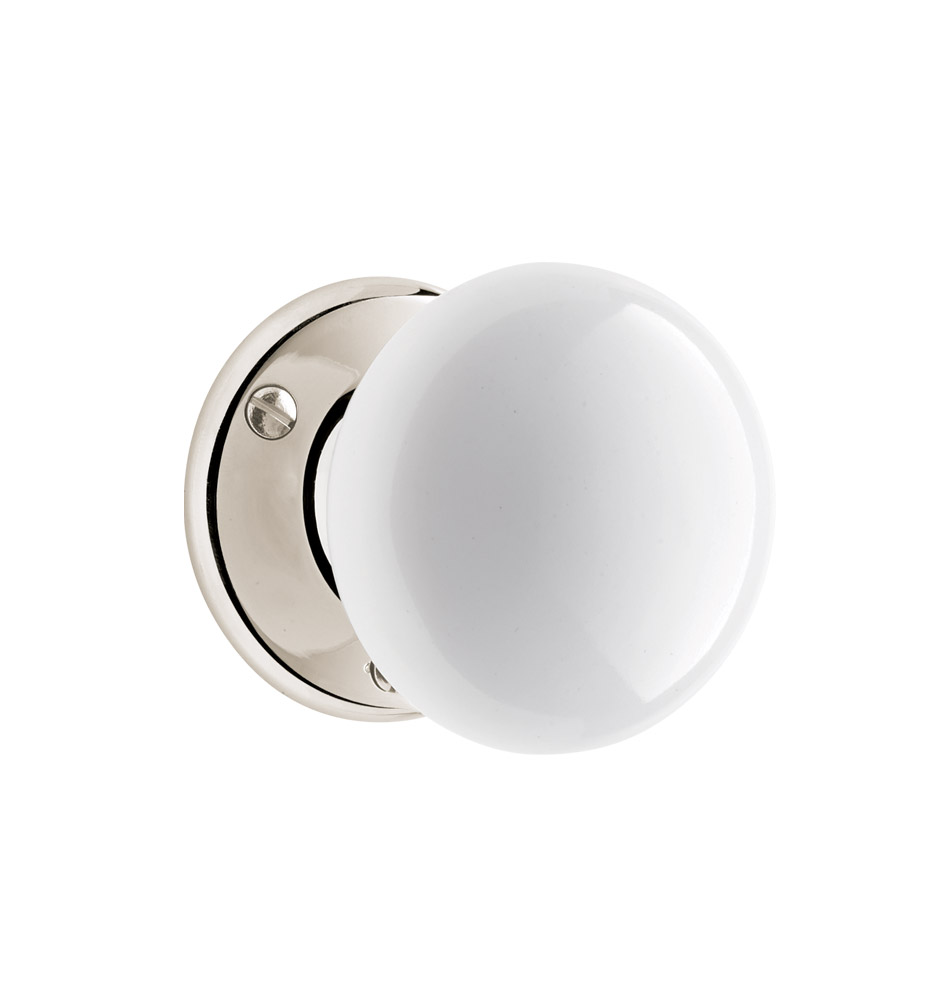 bedroom door knobs tate white porcelain knob interior door set rejuvenation 10412