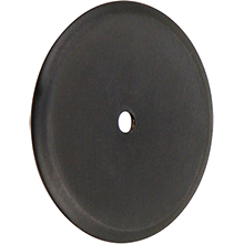 Round Backplate