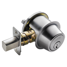 Single-Cylinder Deadbolt