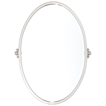 Tolson Oval Pivot Mirror - Large