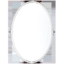 Tolson Oval Pivot Mirror