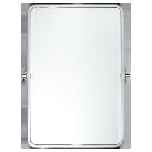 Tolson Rounded Rectangle Pivot Mirror
