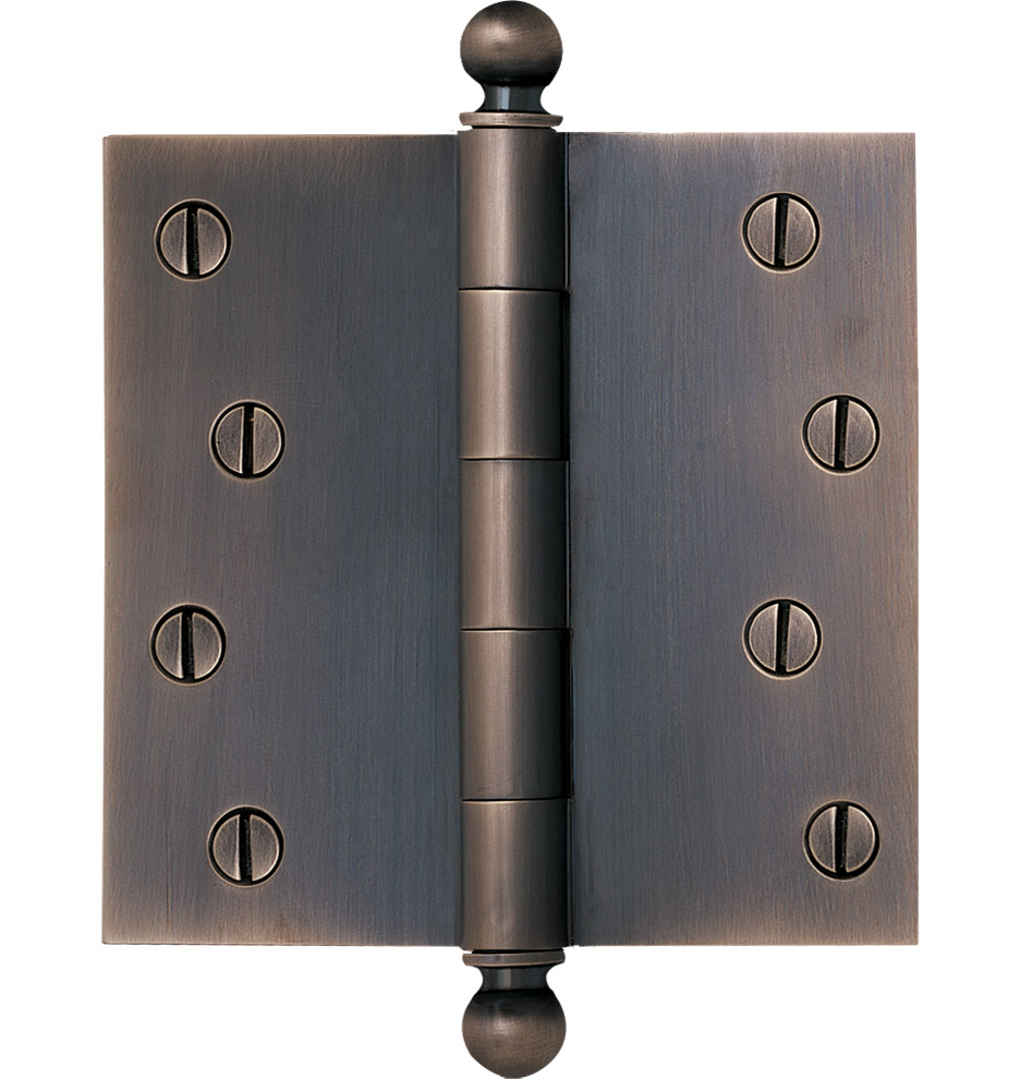 4in Ball Tip Door Hinge Rejuvenation