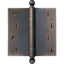 4in. Ball-Tip Hinge