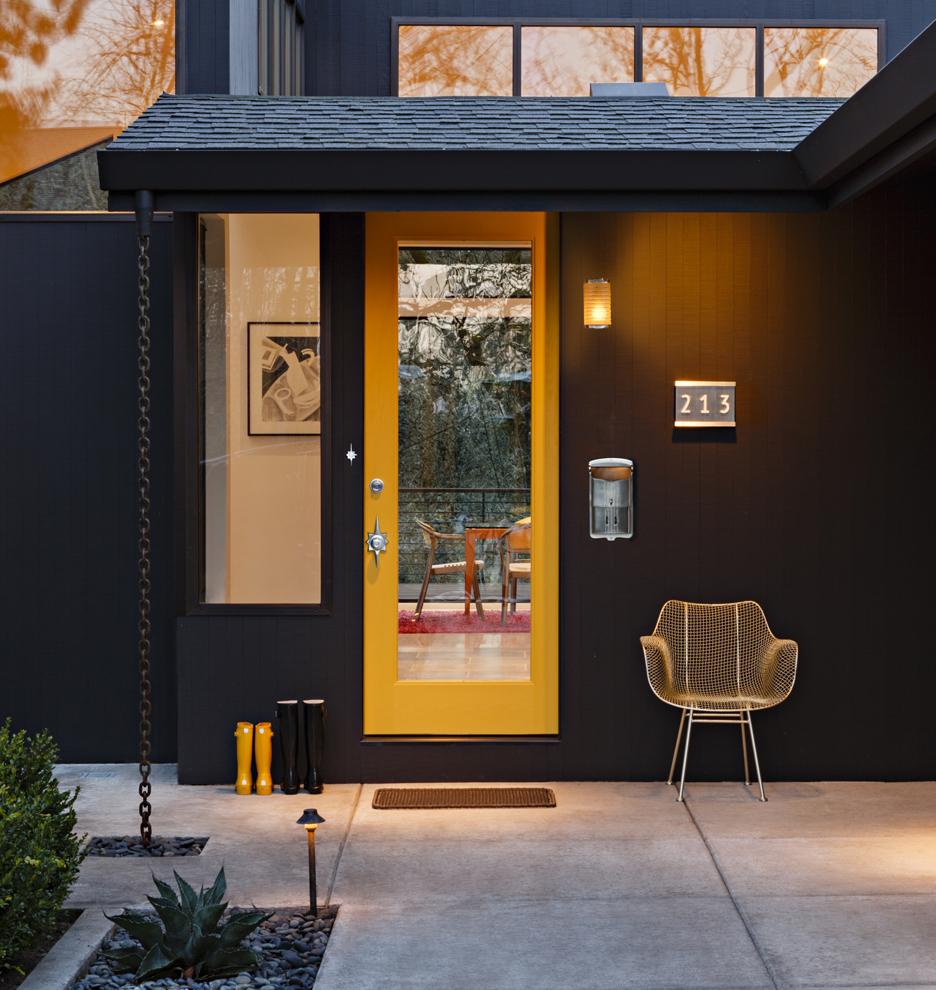 Titan narrow exterior door set rejuvenation for Narrow front door