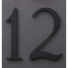Traditional House Numbers
