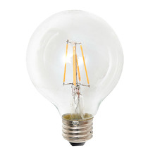LED Filament G25 Clear Bulb