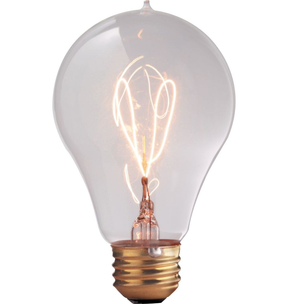 40w 1893 Carbon Filament Bulb Rejuvenation