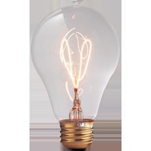 40W 1893 Bulb