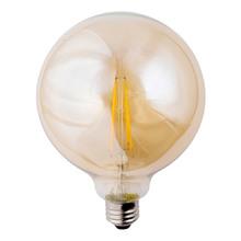 Filament LED G40 Amber Bulb