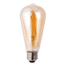Filament LED ST19 Amber Bulb