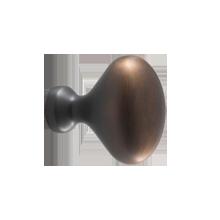 Medium Oval Knob