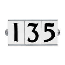 Tile House Number Set