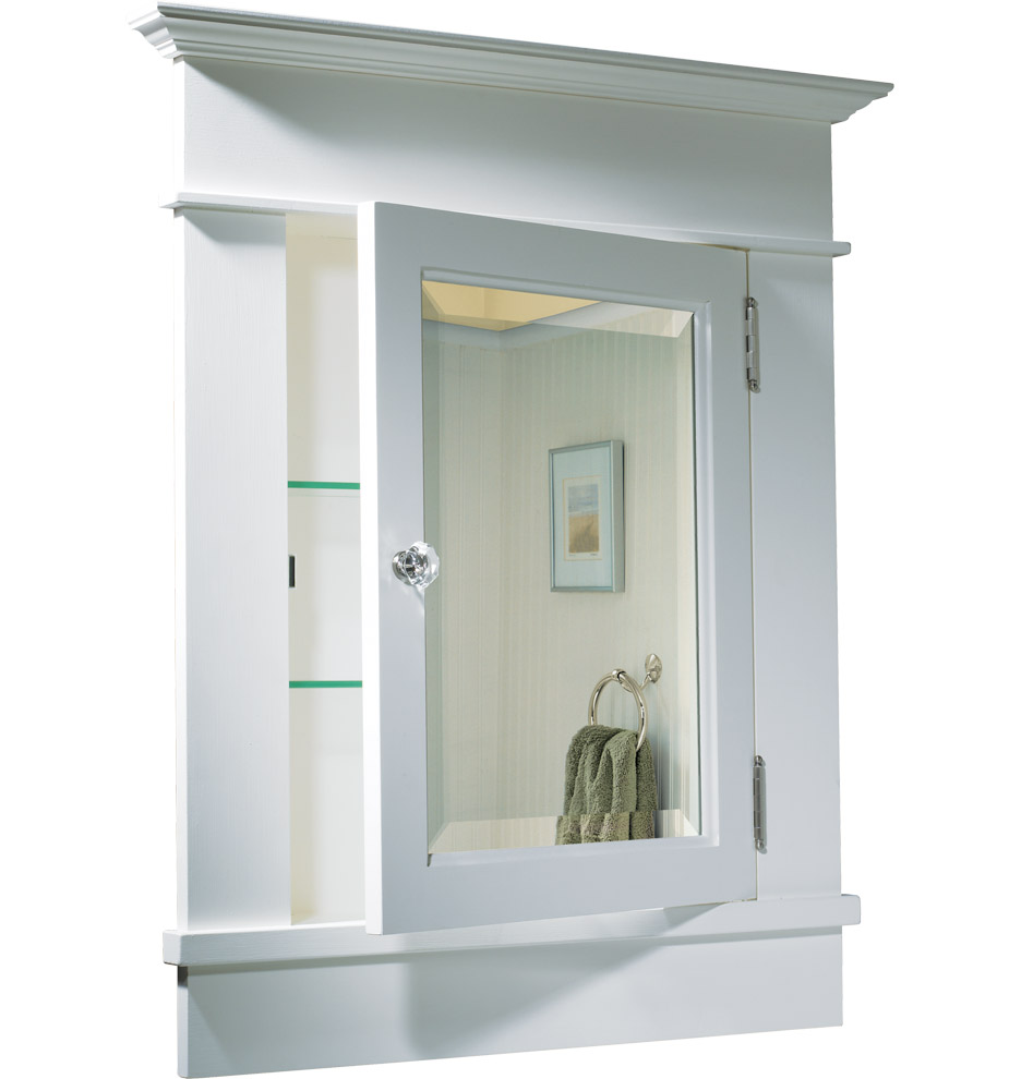 Surface Mount Medicine Cabinets