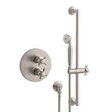 Rollins Thermostatic Shower Set With Handheld