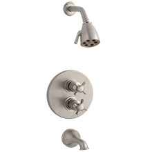 Rollins Thermostatic Tub Shower Set