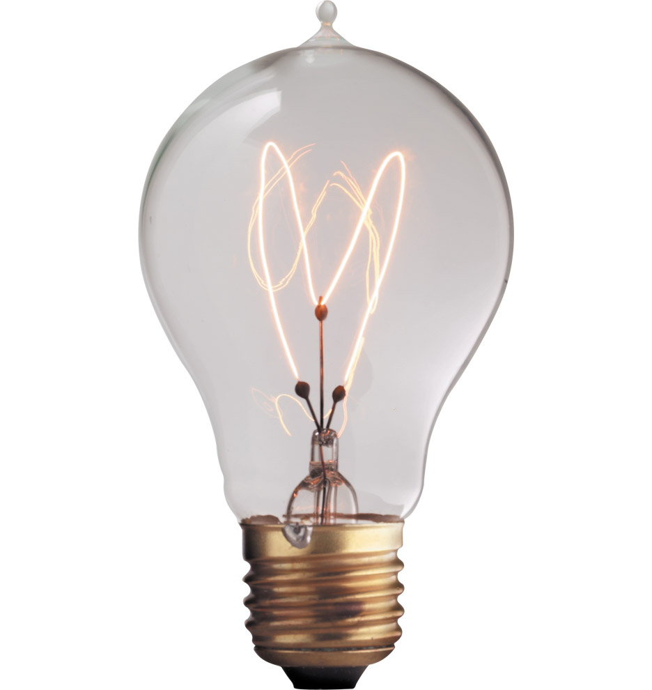 30w Victorian Carbon Filament Bulb Rejuvenation
