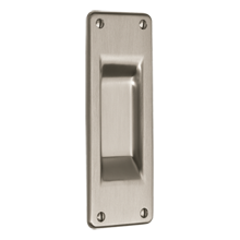 Benson Pocket Door Plate