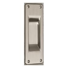 Benson Pocket Door Plate
