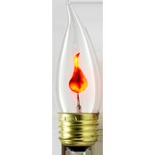 3W Flicker Bulb