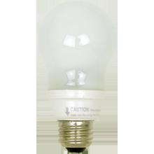14W A Enclosed CF Bulb