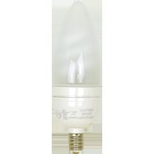 2W B Candelabra CF Bulb