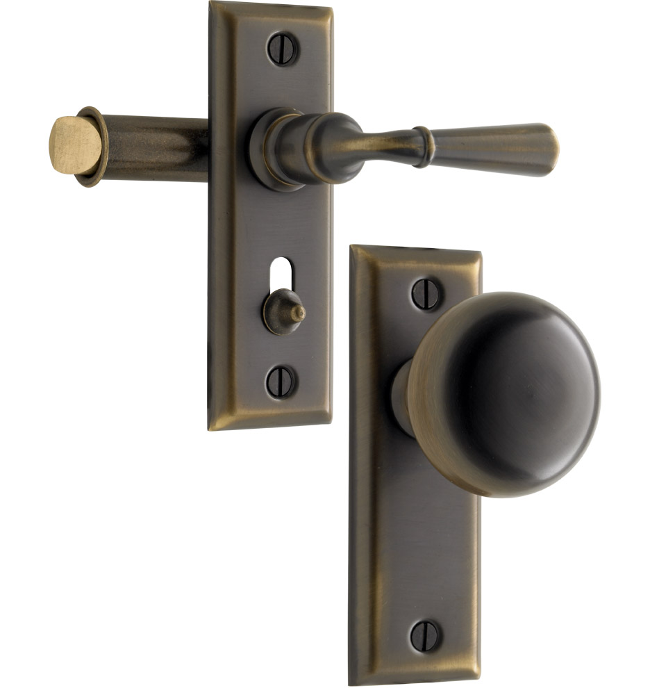 Door latch exterior door latch for Entry hardware