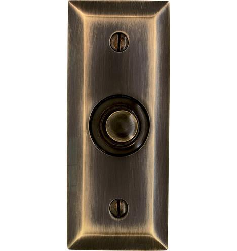 Putman Doorbell Button Rejuvenation