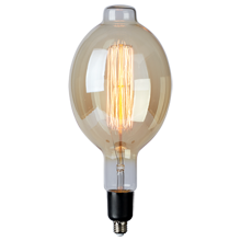 60W BT180 Oversized Filament Bulb